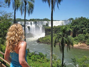 Noord Argentinie Chili reis: watervallen