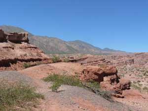Selfdrive noord argentinie vakantie