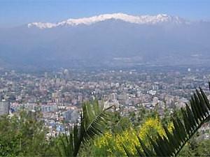Noord Argentinie Chili reis: Santiago