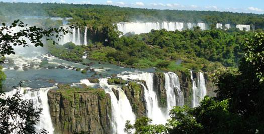 Watervallen rondreis Argentinie