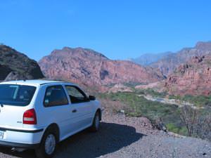 Noord Argentinie Chili reis: selfdrive