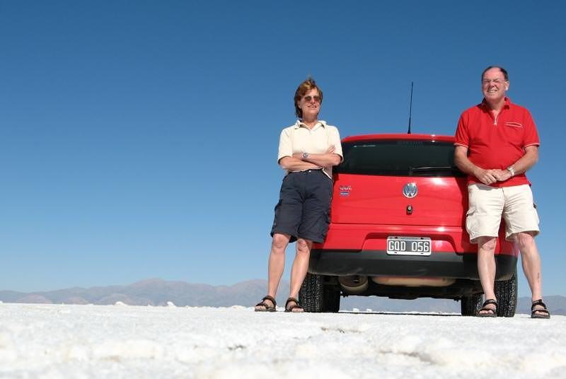 Auto vakantie Argentinie