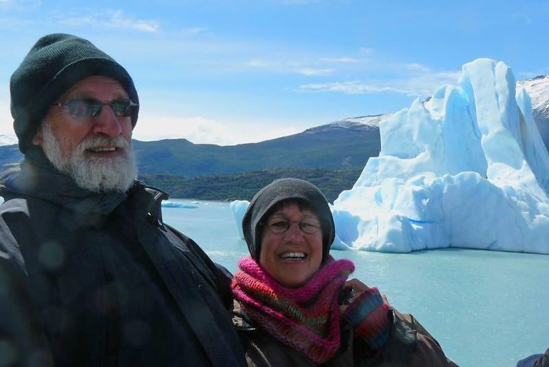 Vakantie Argentinie boot