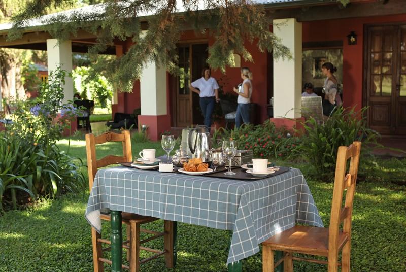 argentinie vakantie estanch