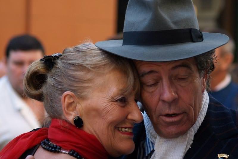 Argentinie vakantie flamenco