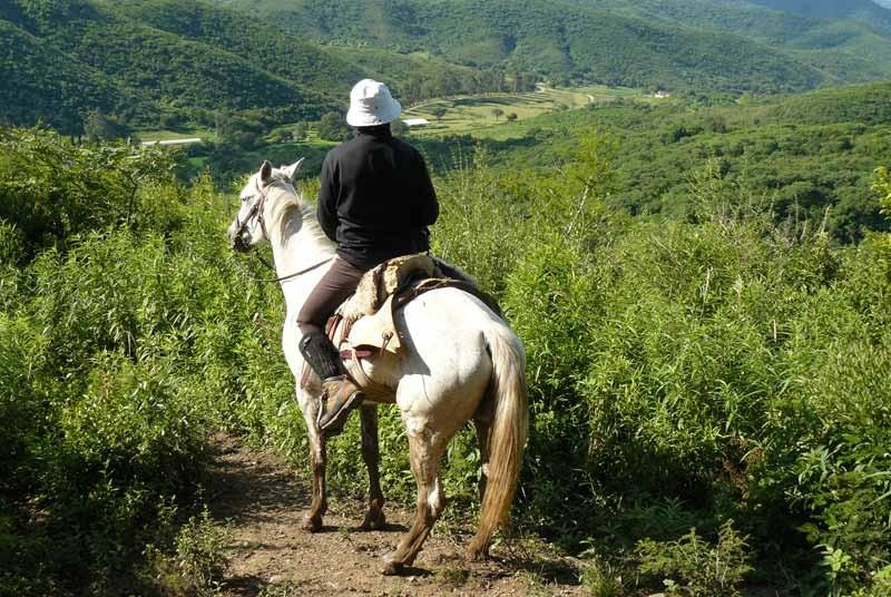 Argentinie vakantie paardrijden