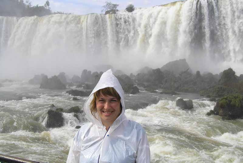 Waterval Argentinie vakantie
