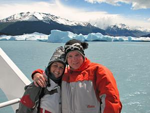 klimaat gletsjer ijsschots