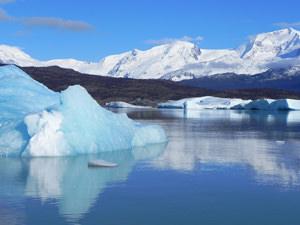 Chili rondreis: ijsschotsen
