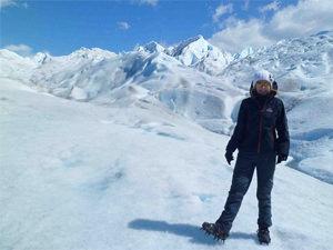 Reizen Argentinie: Perito Moreno
