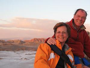 Chili reis: Atacama woestijn