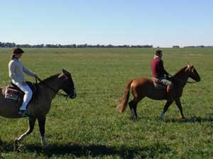 Noord Argentinie Chili reis: paardrijden met gaucho