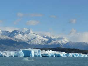 reisbureau gletsjer calafate