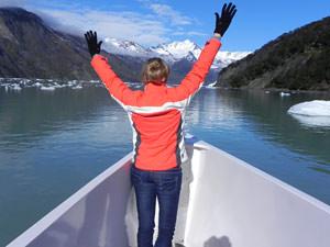 gletsjers boottocht