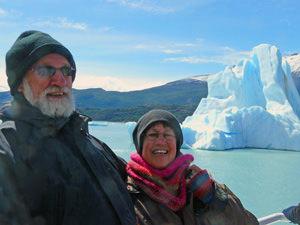 Patagonie busreis