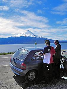 Zelf rijden door Chili