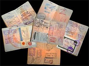 vakantie Agentinie en Chili: visa en paspoorten