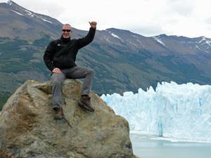 Patagonie reis: Perito Moreno