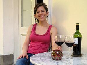 Pategonie rondreizen: wijntje