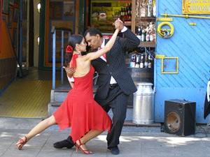 Argentinie rondreizen: tango Buenos Aires