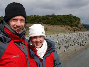 Chili reizen: Punta Arenas Punguins