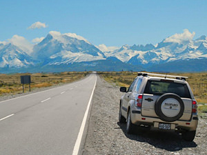 Chili reis: Torres del Paine selfdrive