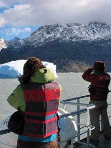 torres trekking gletsjers