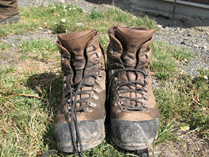 wandelen chili torres schoenen
