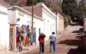 Noord Argentinie Chili reis: Purmamarca