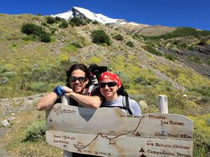 Torres Chili wandelen