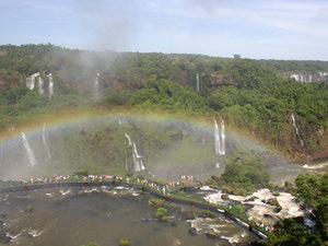 Rondreis Patagonie: Iguazu