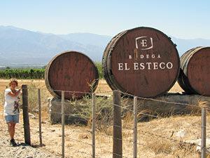 wijnreis noord argentinie vaten