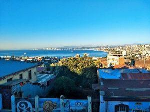 valparaiso uitzicht