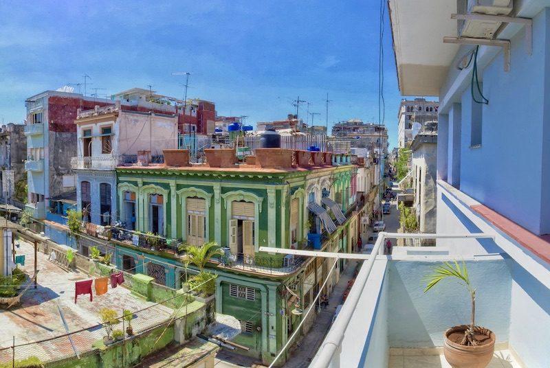 Cuba twee weken - casa Havana