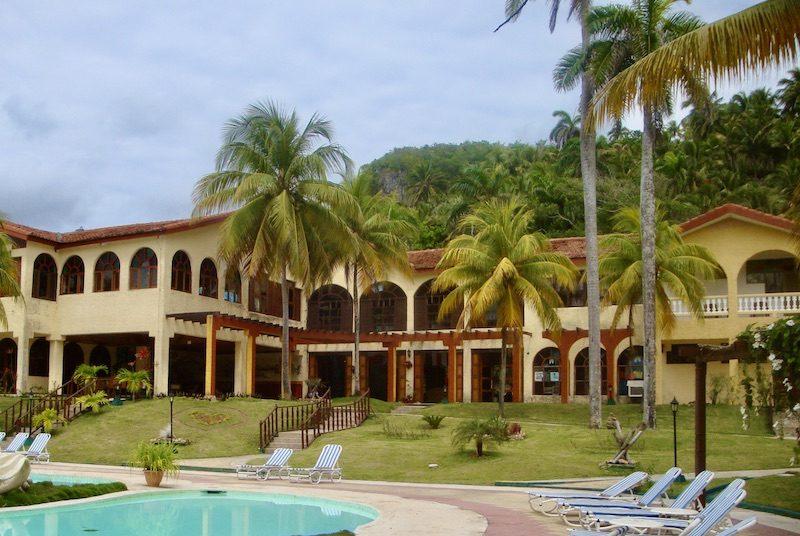 Hotel Baracoa, Cuba met kinderen