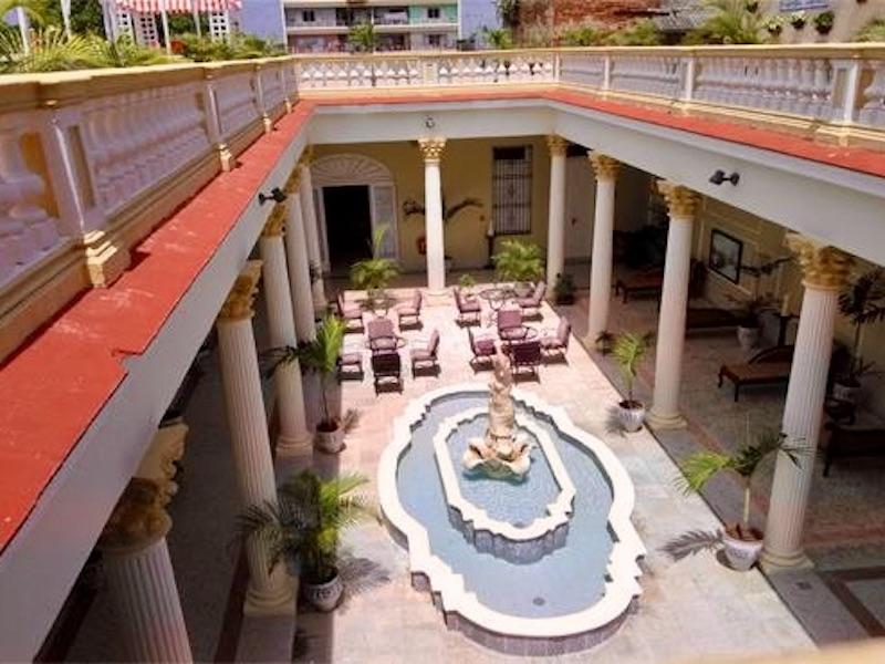 Hotel Camaguey, Cuba met kinderen