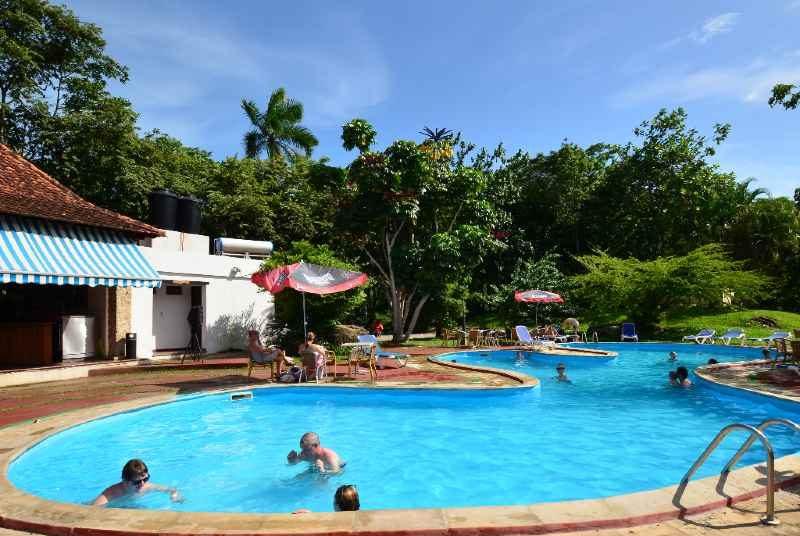 Hotel Las Terrazas, Cuba met kinderen