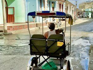 Straatbeeld Baracoa, Cuba