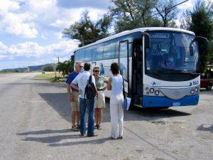 Vervoer Cuba - Viazul Bus, Cuba