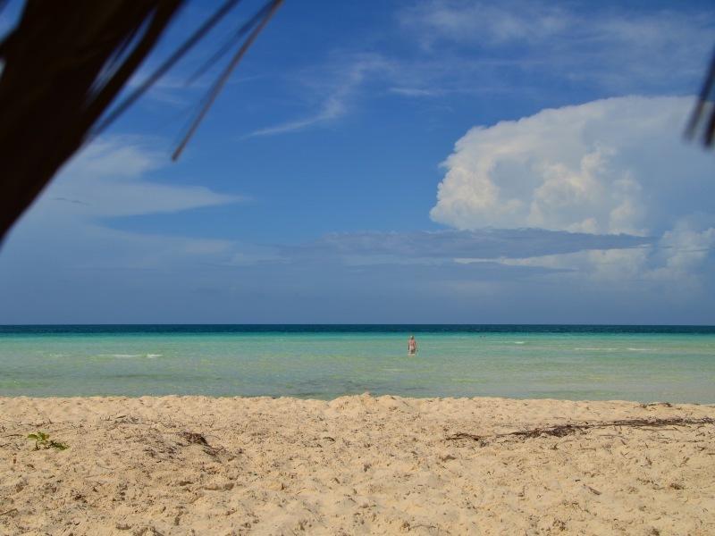 Cayos Playa Lasgaviotas Cuba