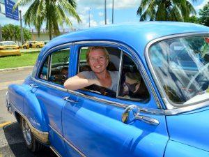 Autohuur - Cuba met kinderen, Oldtimer, Cuba
