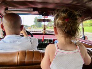 Vervoer Cuba - Oldtimer, Cuba