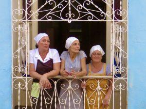 Sancti Spiritus - Sfeer op straat, Cuba