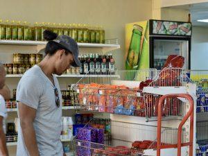 Visum en geld - Supermarkt Cuba