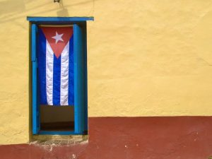 Informatie Cuba - Vlag Cuba