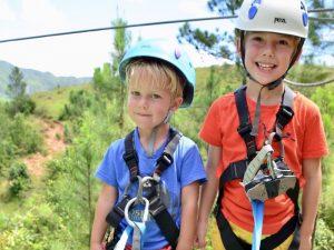 Rondreis Cuba drie weken - Ziplinen, Cuba met kinderen