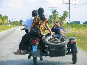 Rondreis Cuba drie weken - Vervoer, Cuba met kinderen