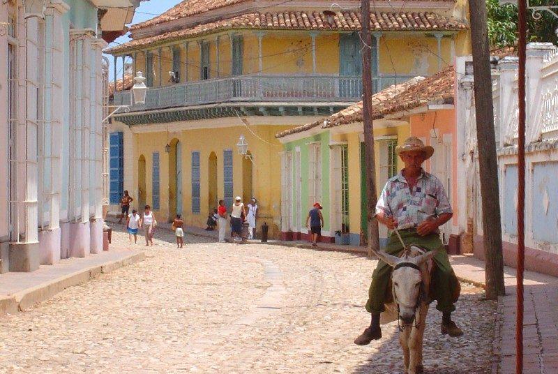 Praktische informatie Cuba - Trinidad