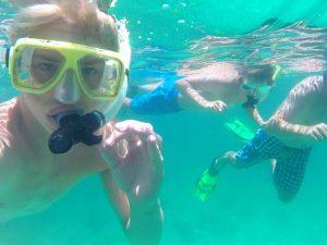 Cayo Santa Maria met kinderen - snorkelen