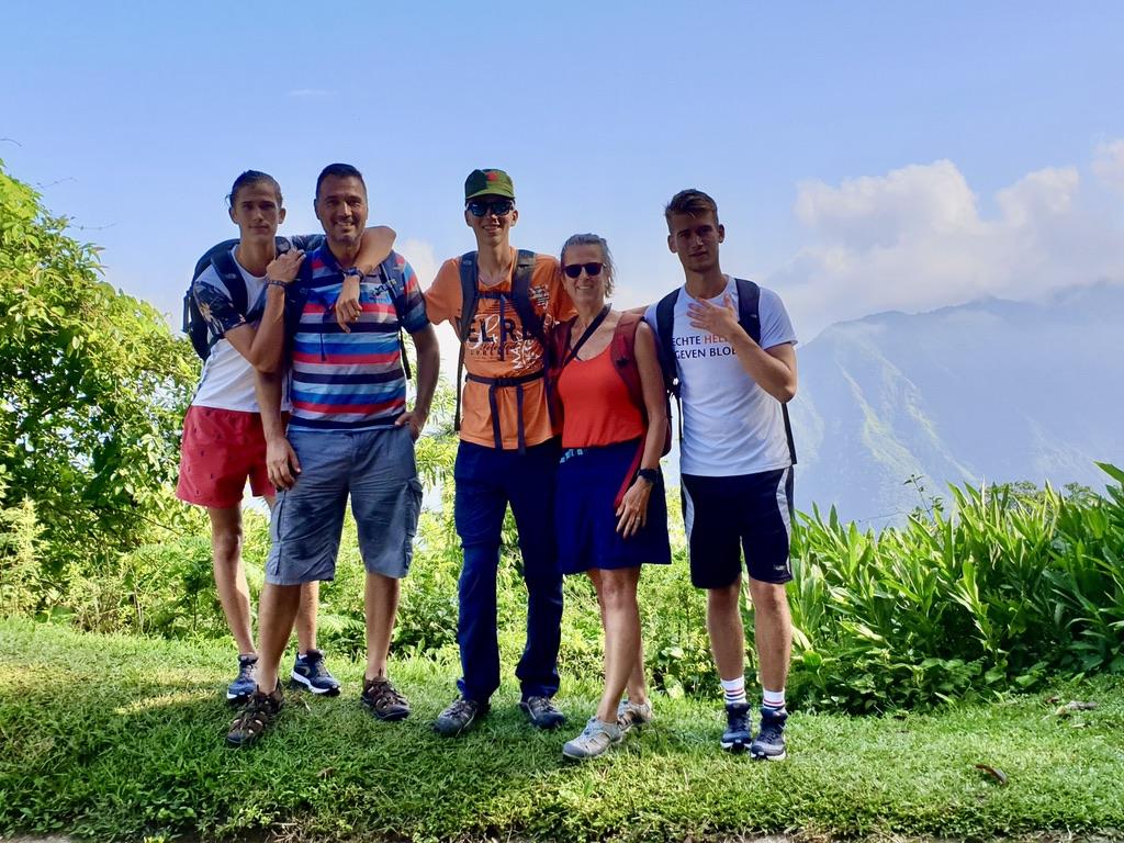 Rondreis Cuba drie weken - Hiken met tieners in Topes de Collantes, Trinidad